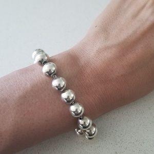 Tiffany & Co. Jewelry - Tiffany & Co. Beaded Ball Bracelet